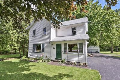 Orleans County Single Family Home A-Active: 16055 Canal Road
