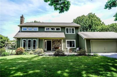 Webster Single Family Home Active Under Contract: 672 Dewitt Road