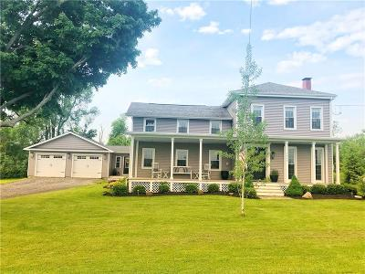 Single Family Home A-Active: 1399 Lake To Lake Road
