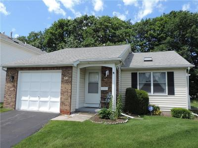 Monroe County Condo/Townhouse A-Active: 68 Flower Dale Circle