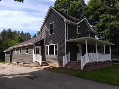 Castile Single Family Home A-Active: 10 West Mill Street