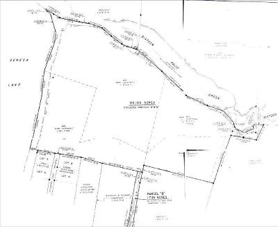 Cayuga County, Monroe County, Ontario County, Seneca County, Yates County Residential Lots & Land A-Active: Combs Road