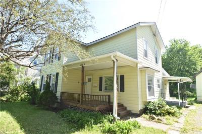 Williamson Single Family Home A-Active: 6260 Route 21
