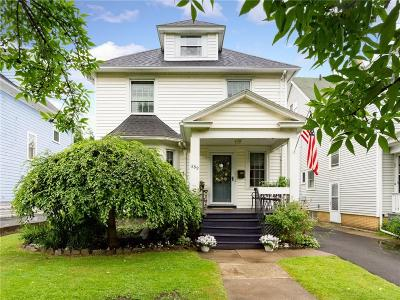 Monroe County Single Family Home A-Active: 899 Meigs Street