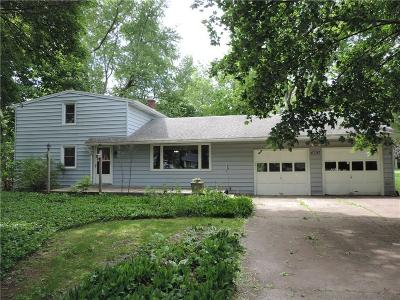 Monroe County Single Family Home A-Active: 4797 Lyell Road