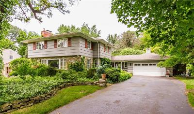 Pittsford Single Family Home For Sale: 10 Creekside Lane