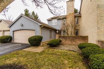 Pittsford Condo/Townhouse Active Under Contract: 16 Tobey Court