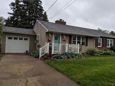 Niagara County Single Family Home A-Active: 297 Shartle Place