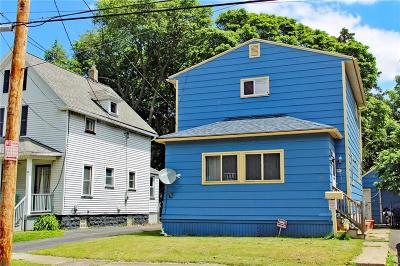 Rochester Single Family Home Active Under Contract: 60 Briggs Street