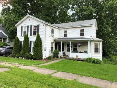 Single Family Home For Sale: 718 Blue Cut Road