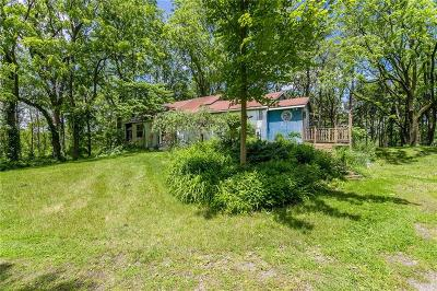 East Bloomfield Single Family Home Active Under Contract: 7600 State Route 5 And 20