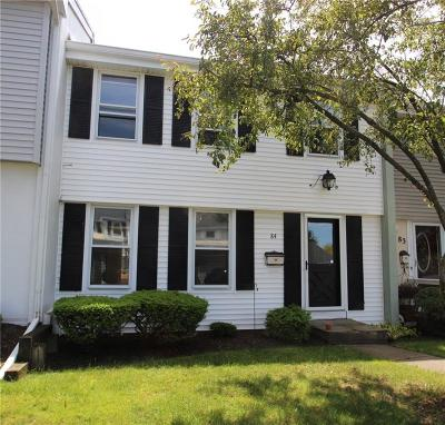 Webster Condo/Townhouse For Sale: 84 S Estate Drive
