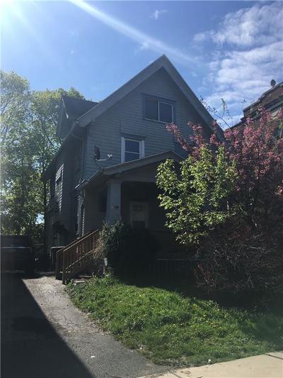 Rochester Single Family Home For Sale: 1574 Saint Paul St Street