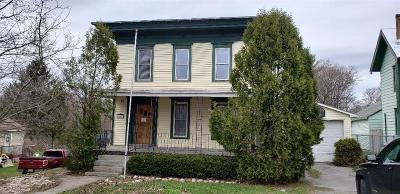 Genoa Single Family Home For Sale: 10037 State Route 90