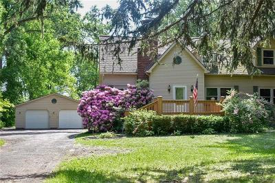 Webster Single Family Home For Sale: 1064 Hatch Road
