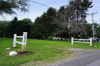 Orleans County Residential Lots & Land For Sale: 2694 Lattin Road