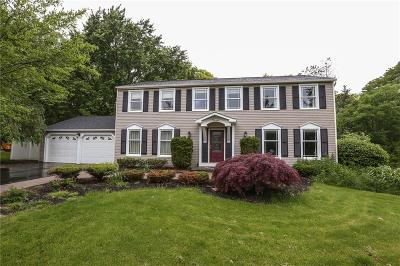 Pittsford Single Family Home For Sale: 11 Ithaca Drive