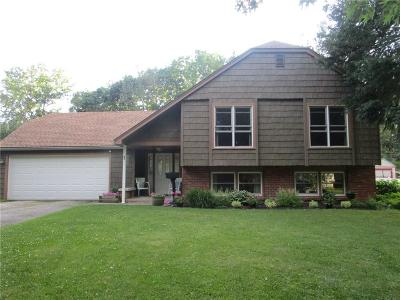 Webster Single Family Home For Sale: 7 Meadow Drive