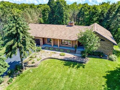 Penfield Single Family Home For Sale: 1667 Plank Road