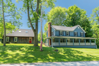 Westfield Single Family Home For Sale: 7265 Martin Wright Road