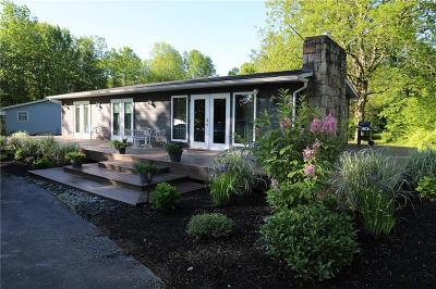 Single Family Home For Sale: 5975 Crestwood Road