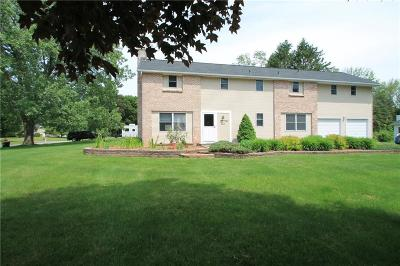 Webster Single Family Home For Sale: 648 Apple Grove Circle Circle