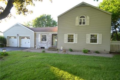 Pittsford Single Family Home For Sale: 114 Sunset Boulevard