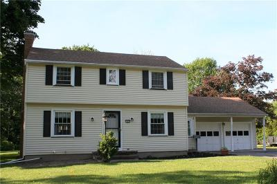 Webster Single Family Home For Sale: 255 Curtice Park