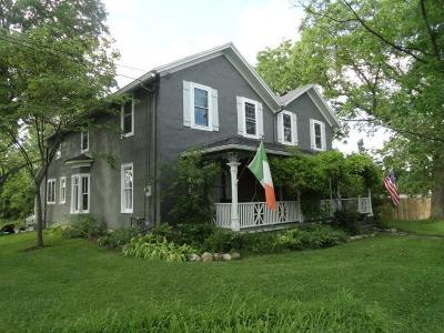 Canandaigua, Canandaigua-city, Canandaigua-town Single Family Home For Sale: 334 West Avenue