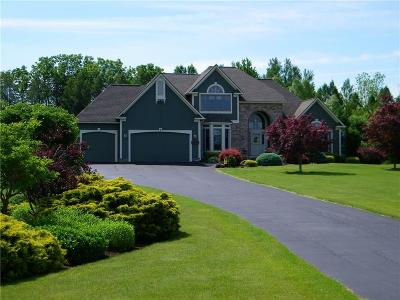 Penfield Single Family Home For Sale: 1 Center Court