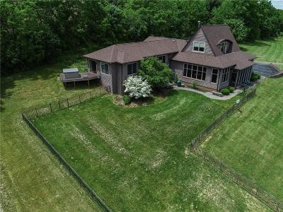 Canandaigua, Canandaigua-city, Canandaigua-town Single Family Home For Sale: 3456 Middle Cheshire Road