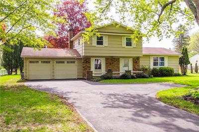 Pittsford Single Family Home Active Under Contract: 396 East Street