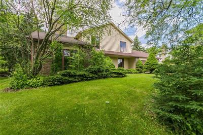 Pittsford Single Family Home For Sale: 54 Copper Woods