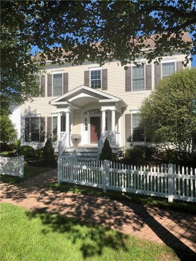 Pittsford Single Family Home For Sale: 1 Founders Green