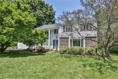 Pittsford Single Family Home For Sale: 54 Old Forge Lane