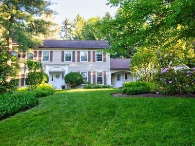 Pittsford Single Family Home Active Under Contract: 22 Wood Stone