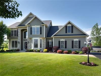 Webster Single Family Home For Sale: 1013 Castle Bridge Crossing