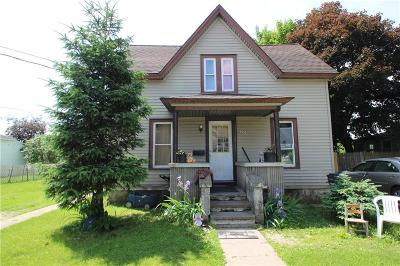 Single Family Home For Sale: 213 Siegrist Street