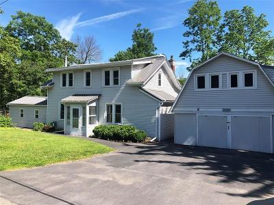 Clarkson Single Family Home For Sale: 8180 W Ridge Road