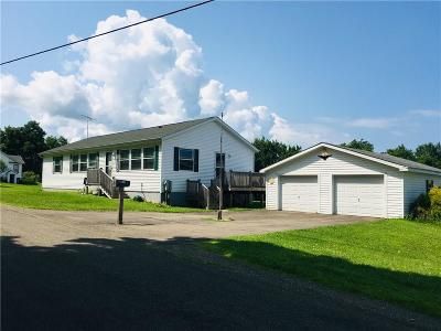 Single Family Home For Sale: 5377 Wattlesburg Road