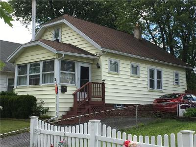 Greece Single Family Home For Sale: 21 Worcester Road