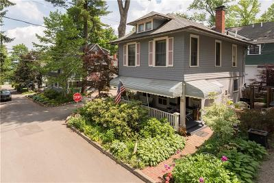 Chautauqua Single Family Home For Sale: 15 Haven Avenue