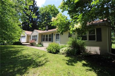 Single Family Home For Sale: 1457 Forest Avenue Extension