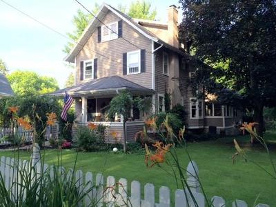 Pittsford Single Family Home For Sale: 24 Washington Avenue