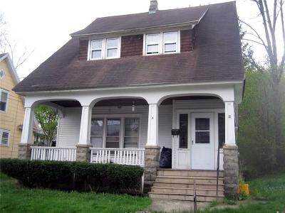 Jamestown Single Family Home For Sale: 9 Stearns Avenue