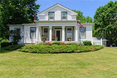 Chili Single Family Home For Sale: 3390 Chili Avenue