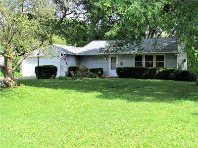 Brighton Single Family Home For Sale: 291 Willowbend Road