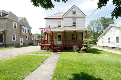 Single Family Home For Sale: 101 E Elmwood Avenue