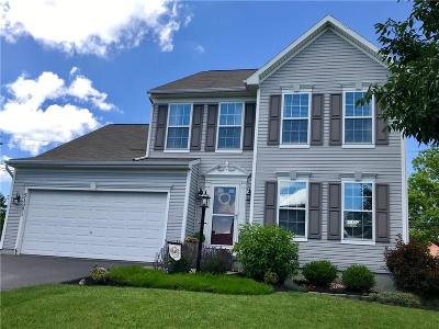 Canandaigua, Canandaigua-city, Canandaigua-town Single Family Home For Sale: 5130 Overlook Lane