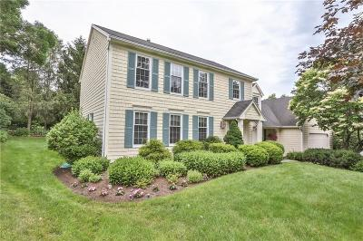 Pittsford Single Family Home For Sale: 7 Oak Meadow